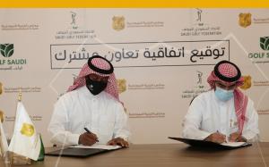 اتفاقية الاتحاد السعودي للجولف